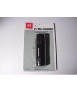 3 1/2'' Mini Flashlight - $2.99