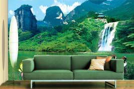 3D Herrliche Landschaften 00 Fototapeten Wandbild Fototapete BildTapete Familie - $52.13+