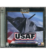 JANE'S COMBAT Simulations PC Game USAF United States AIR FORCE 1999 - $14.84