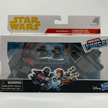 Star Wars Micro Force the Silencer V. X-Wing Fighter. NEW - $12.86