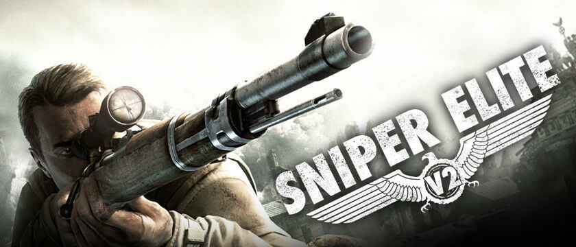 Primary image for Sniper Elite V2 PC Steam Key NEW Download Fast Region Free