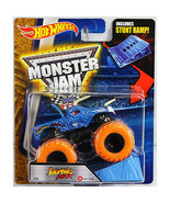 Hot Wheels Monster Jam 1:64 Scale - Jurassic Attack with Stunt Ramp #34 - $19.79