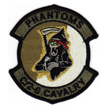 """3.5"""" ARMY 2ND SQUADRON 6TH AVIATION ATTACK AIR CAVALRY EMBROIDERED PATCH - $17.14"""