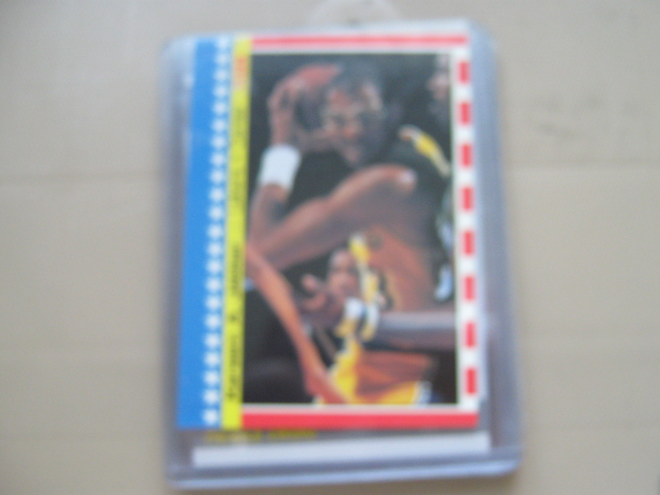 Basketball Cards , Lot of 7 Mint Cards , Bird , Magic , Jabbar , & More