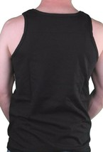 Dissizit Greetings From Compton Mens Black Tank Top Sleeveless Muscle Shirt NWT image 2