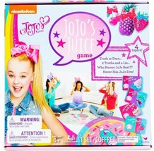 NEW SEALED Nickelodeon Jojo Siwa Jojo's Juice Board Game - $13.99