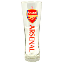 Arsenal Official Tall Beer Glass - Multi-colour #dei - $24.29