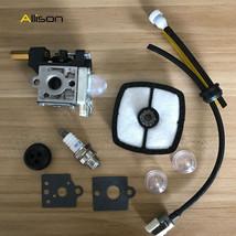 Carburetor Rebuild Kit for ZAMA RB-K75 A021000740 A021000741 A021000742 GT-200  - $13.96