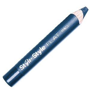 Styli-Steals Flat Eye Pencils, Madrid - Dark Blue 409, 1 Pack	 - $15.94
