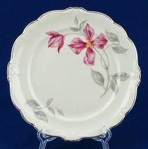 "Rosenthal Beatrice 7-7/8"" Dessert Lunch Plate Pompadour Shape Mint - $8.99"