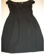 WOMEN REGGIO BLACK EVENING DRESS SIZE 4 - $16.99