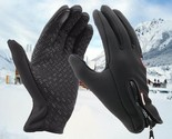 Winter Gloves Unisex Ski Warm Riding Motorcycle Outdoor Windproof Full Finger