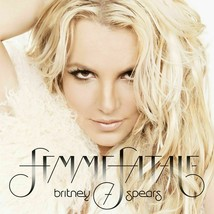 BRITNEY SPEARS (femme fatale) POSTER 24 X 24 Inches Looks great - $21.77