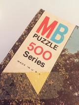 "Vintage 70s Milton Bradley Coventry Jigsaw Puzzle-#4906 ""3: Hornberg""  image 10"