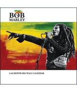 Bob Marley 2011 Wall Calendar - $28.30