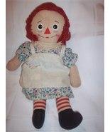 Vintage Raggedy Ann Cloth Doll - $24.95