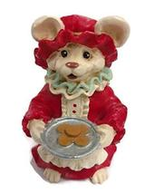 Merry Chrismouse Figurine by Kurt S Adler (Mother) - $17.33