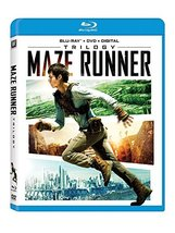 Maze Runner Trilogy (Blu-ray + DVD + Digital)