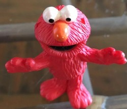 Applause Elmo Figure PVC Plastic Sesame Street Cake Topper  - $3.96