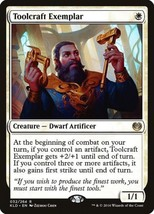 NM 4x Toolcraft Exemplar x4 Kaladesh English Rare MTG KLD - $2.97
