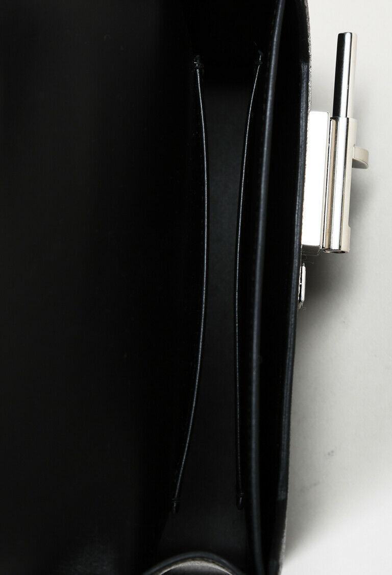 "Hermes Mysore Leather Mini ""Verrou"" Shoulder Bag image 7"