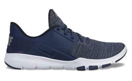 Nike Flex Control 3 Mens Cross Training Shoes Blue Athletic Sneakers AJ5911 - $34.65