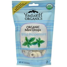 Yummy Earth Organic Candy Drops Wild Peppermint... - $17.94