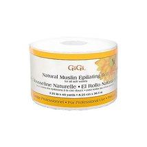 GIGI Natural Muslin Roll 3.25 in. x 40 yards image 6