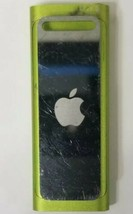 Apple iPod shuffle 3rd Generation Green (2 GB) UNTESTED - AS IS, FOR PARTS  - $14.84