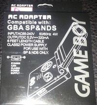 neu verpackt Wechselstrom Netzteil Kabel Adapter für die Nintendo DS Konsole - $6.96