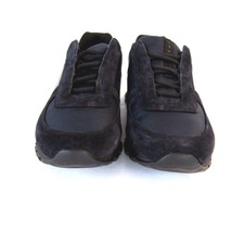 Lace US amp; J Prada 6 Shoes Black Suede 7 Size 5 5 New Leather 2590145 Sneaker wASqSnOY