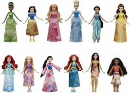 Disney Princess Royal Collection 12 Fashion Dolls NEW - $163.00
