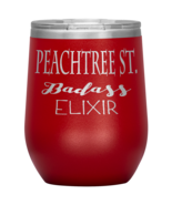 Peachtree Street Badass Vacuum Insulated Stainless Steel Stemless Wine T... - $29.99