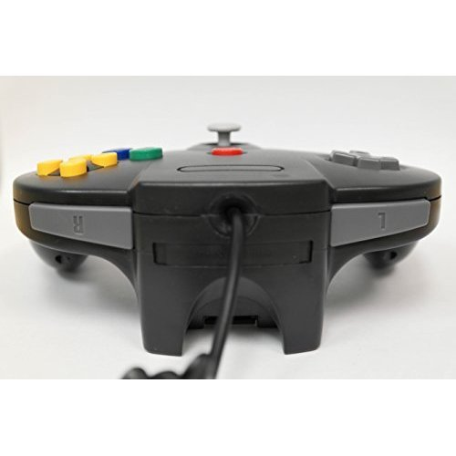 Nintendo N64 USB Controller Black By Mars Devices Gamepad