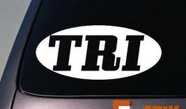 "Tri Decal Sticker Triathalon Ironman 6"" - $3.58"