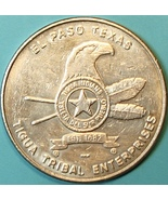 $1 Casino Token. Speaking Rock, El Paso, TX. F90. - $3.25