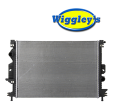 RADIATOR FO3010318 FOR 13 14 15 16 17 18 FORD C-MAX L4 2.0L ELECTRIC / GAS image 1
