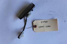 2001-2003 LEXUS IS300 TRUNK LID LICENSE PLATE LIGHTING K4920 - $29.39