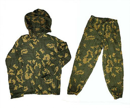 Kzs Soviet Russian Military Army Spetsnaz Camo BDU Suit Jacket Pants SALE! - $41.18