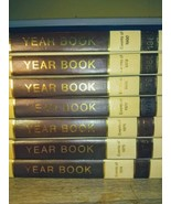 1975-1981 World Book Encyclopedia Year Books ONLY! - $54.42