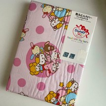 Sanrio Vintage Sanrio 50Th Anniversary Mattress Cover Single Size Sheet - $74.82