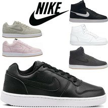 Nike Ebernon MID / LO Sports Shoes Sneakers Trainers - All Colors And Sizes - $64.32+