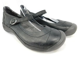 Keen Presidio II MJ Size US 7 M (B) EU 37.5 Women's Mary Jane Flat Shoes Black - $77.95