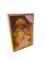 Vintage 1995 Precious Moments Holly Doll Friendship Grows W/Love Sealed ... - $21.78