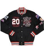NLBM Negro Leagues Baseball Twill Jacket - $129.00
