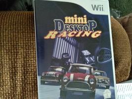 Nintendo Wii mini Desktop Racing image 1
