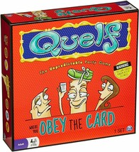 Quelf The Unpredictable Party Card Board Game NEW & SEALED by Spin Maste... - $29.21