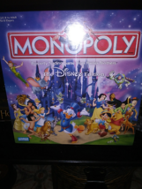 the disney edition monopoly brand new - $49.99
