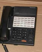 Panasonic KX-T7220 XDP Black Digital Phone for  Business Office NR - $30.00