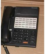 Panasonic KX-T7220 XDP Black Digital Phone for  Business Office NR - $30.00